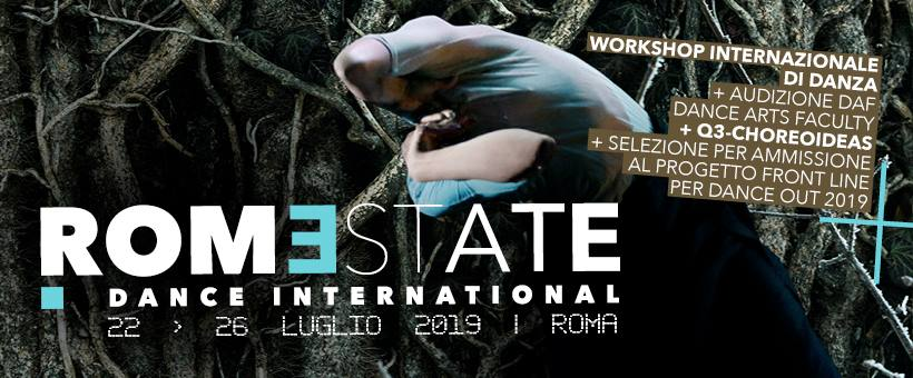ROMESTATE DANCE INTERNATIONAL