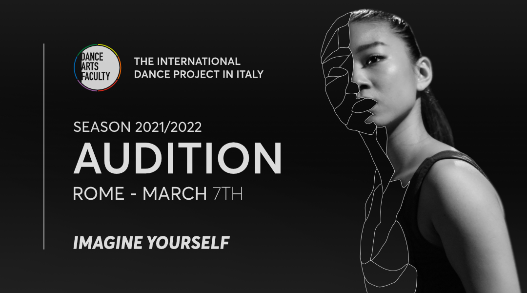 AUDITION 2021/2022